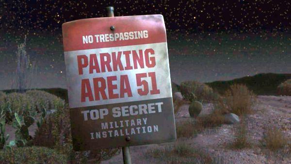 PARKING AREA 51