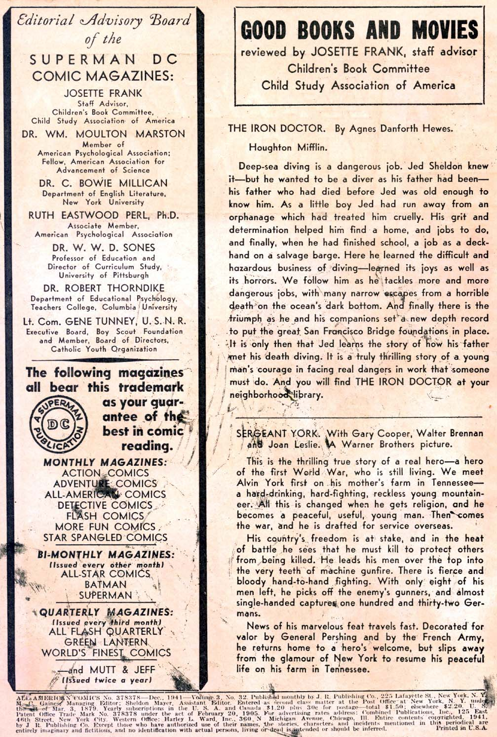 Read online All-American Comics (1939) comic -  Issue #33 - 2
