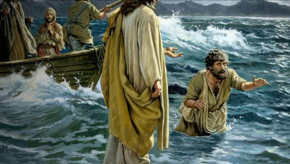 Evangelho de hoje (Mt 14,22-36) - Egídio Serpa | Egídio Serpa - Diário do  Nordeste