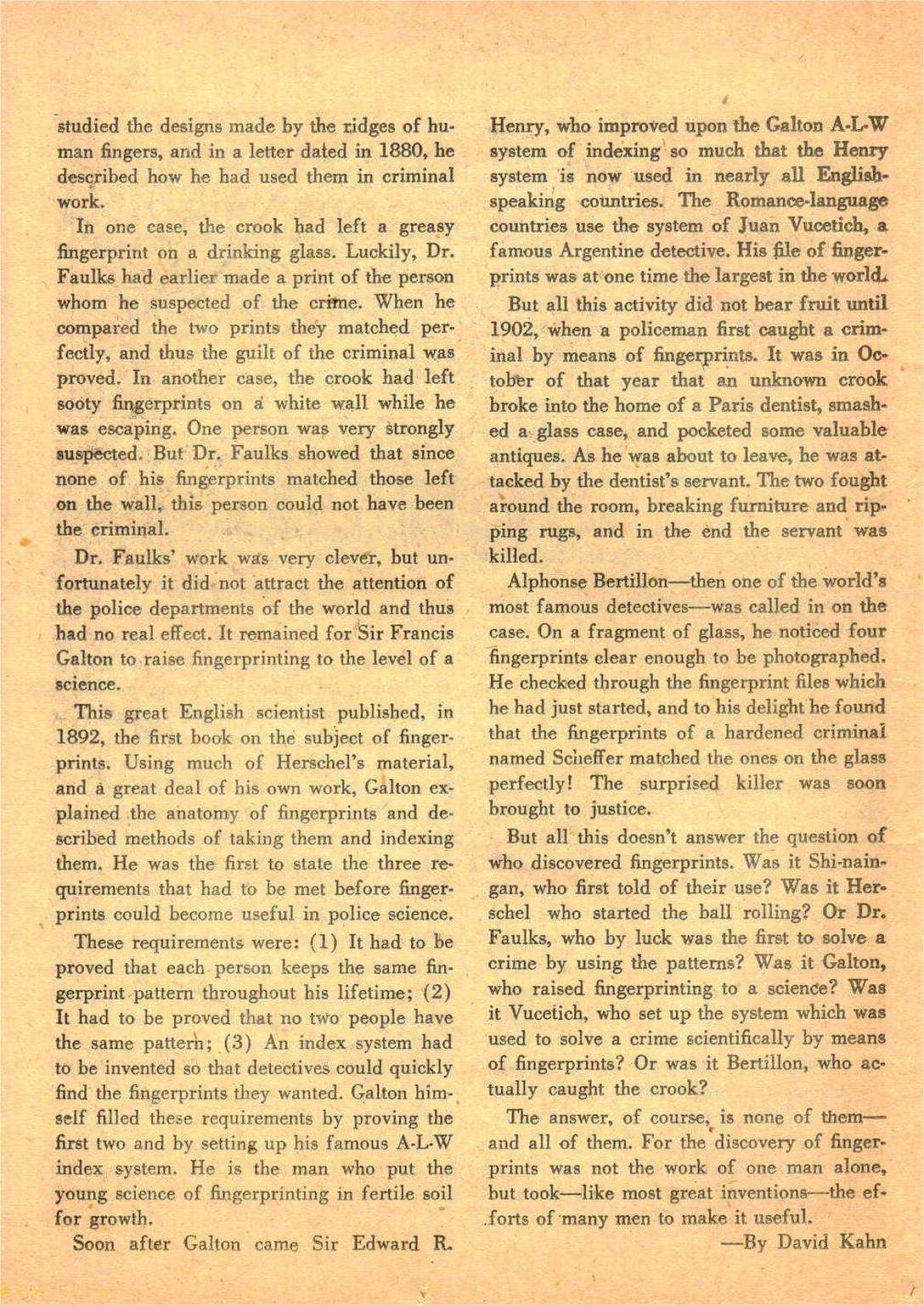 Read online Detective Comics (1937) comic -  Issue #182 - 31