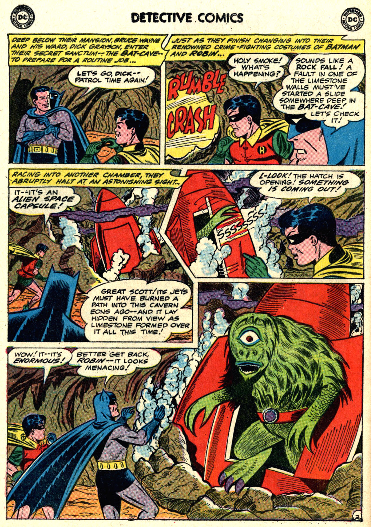 Detective Comics (1937) 291 Page 3