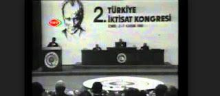 İkinci Türkiye İktisat Kongresi Hakkında Bilgi