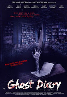 Ghost Diary 2016 DVDRip