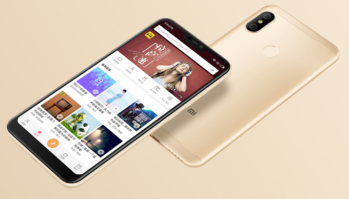 Redmi 6 Pro - Launch Date, Price, Specifications