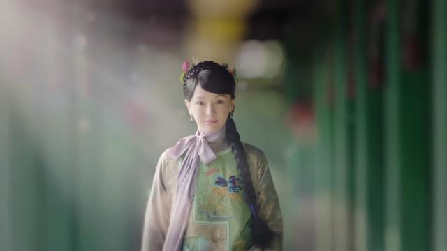 Ruyi Zhou Xun teen
