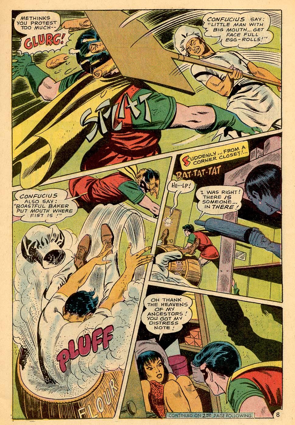 Detective Comics (1937) 383 Page 10