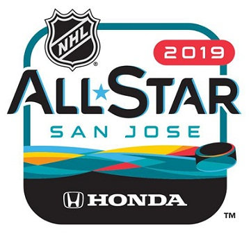 NHL All-Star Game 2019 host by San Jose: logo, rosters, Live TV channels.