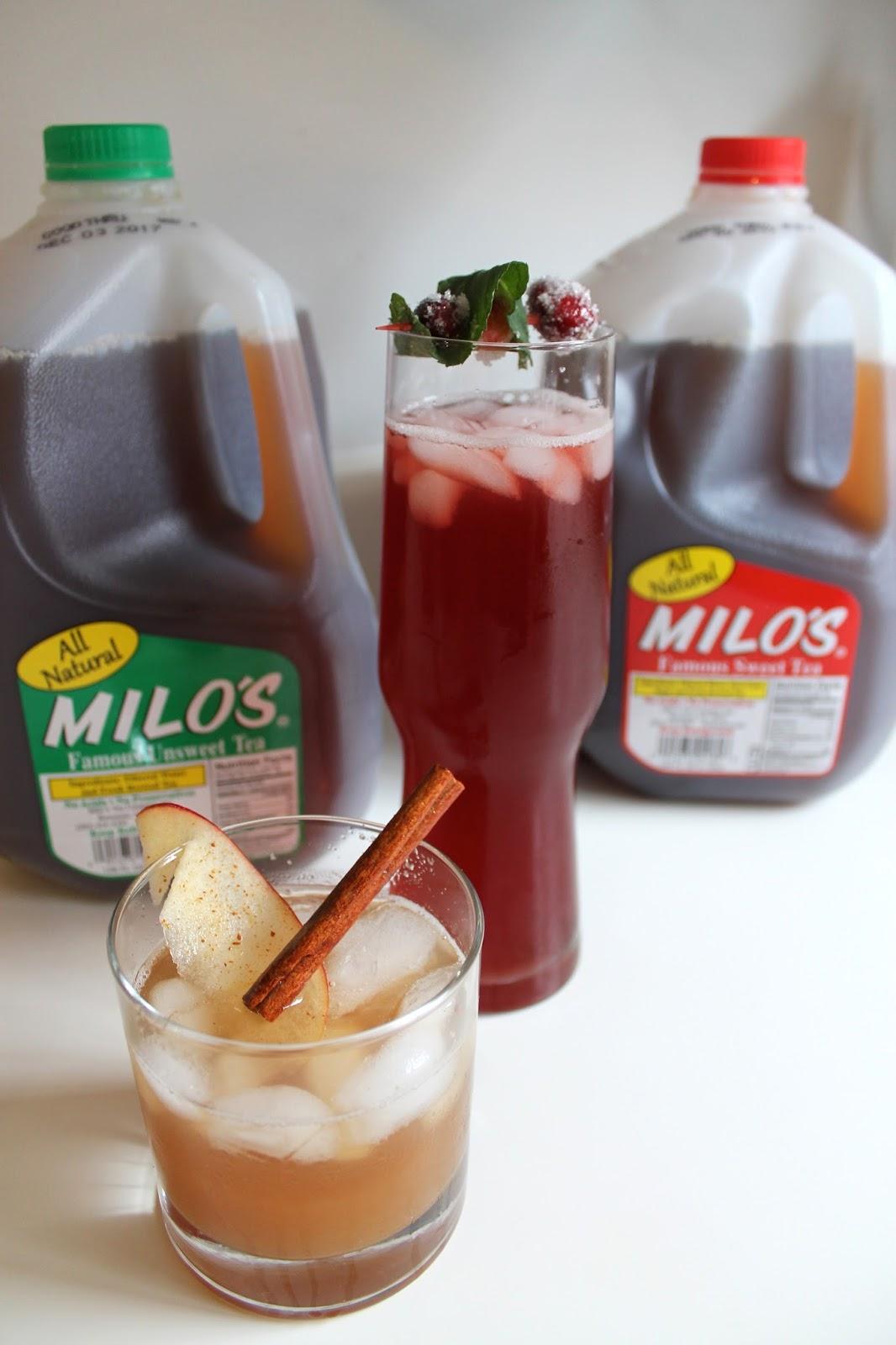 Holiday Drink Recipes Cranberry Mint Christmas Tea Apple