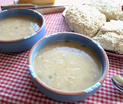 Onion Caraway Soup