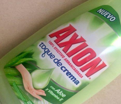 Retiran del mercado jabón Axión por riesgos a la salud; Contiene peligrosas bacterías