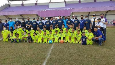 Sudah di Launching : Orang Tua Punya Anak Suka Sepakbola Daftar aja di SSB Pakuhaji Selection