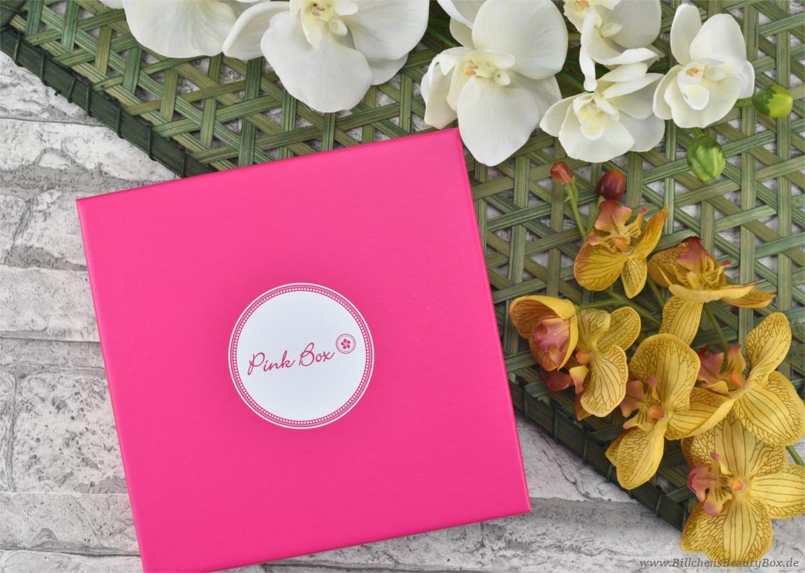 Pink Box Juni 2017 - Reiseziel Beauty - Unboxing und Inhalt