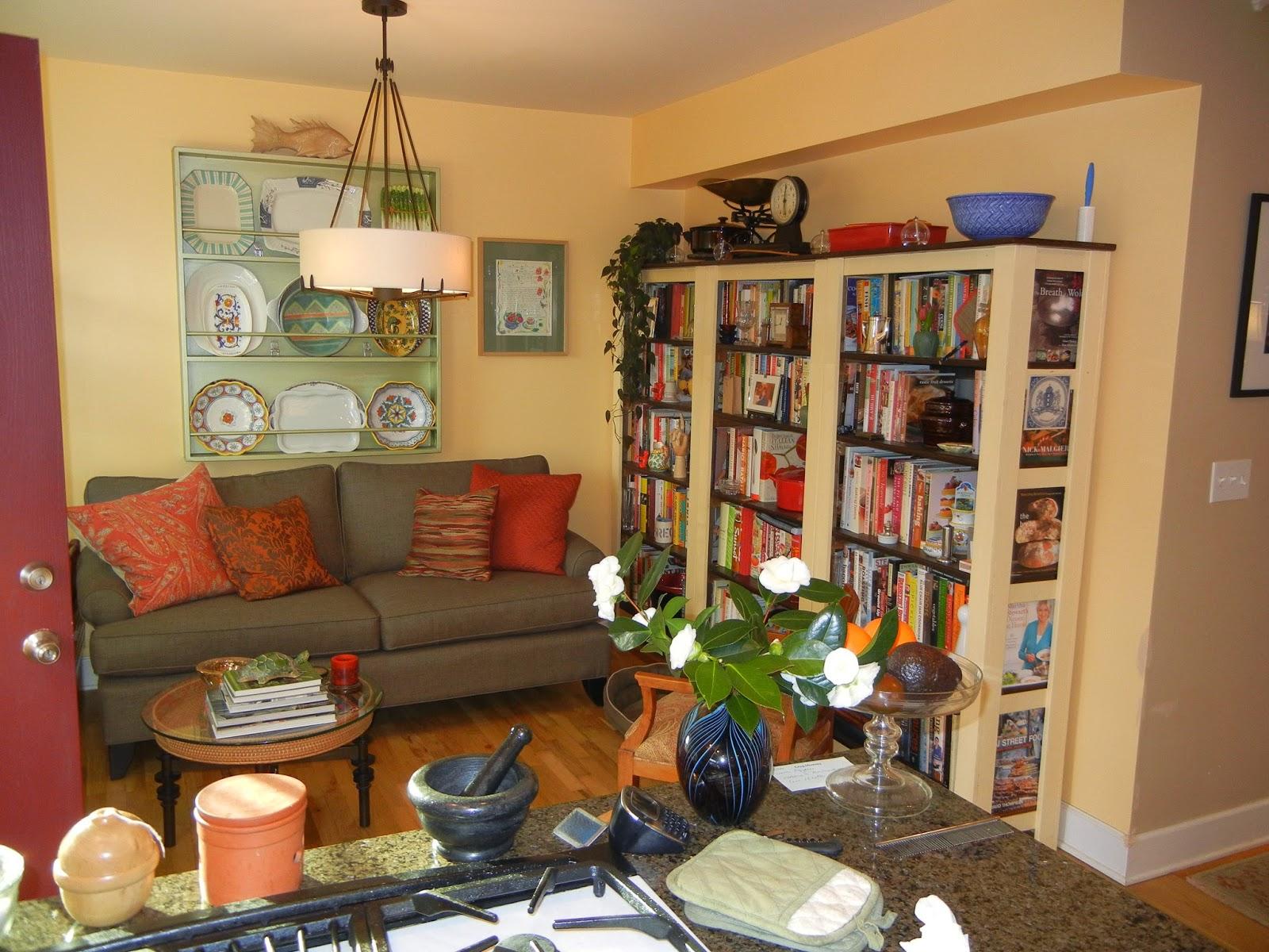 Reorganizing Room: Leaving New York: SPRING 2015 HOUSE REORGANIZATION