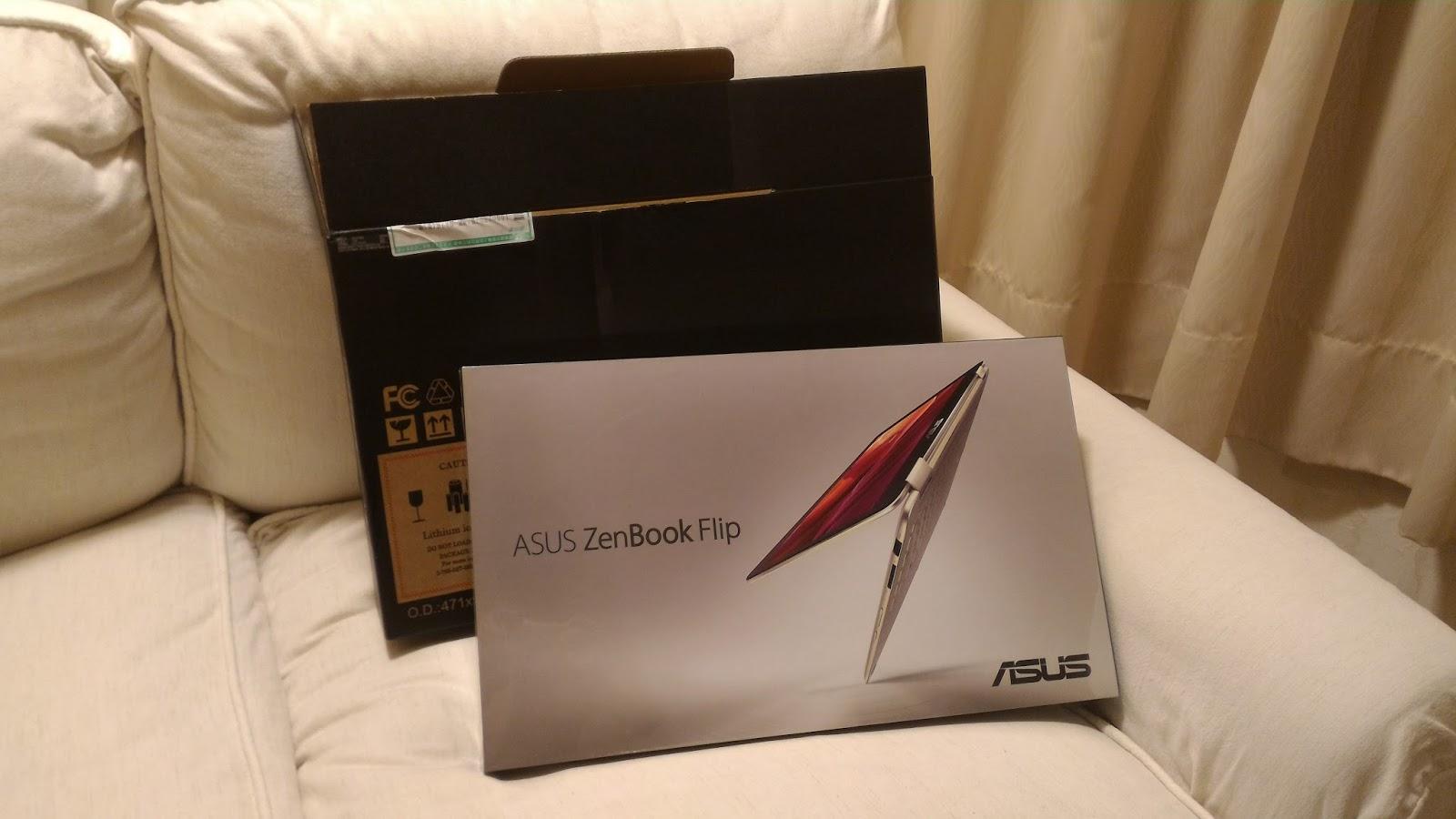 P 20160506 225959 SRES - [開箱] Asus Zenbook Flip UX306CA 極致輕薄、360度自由翻轉