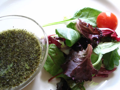 Lemon Mint Dressing