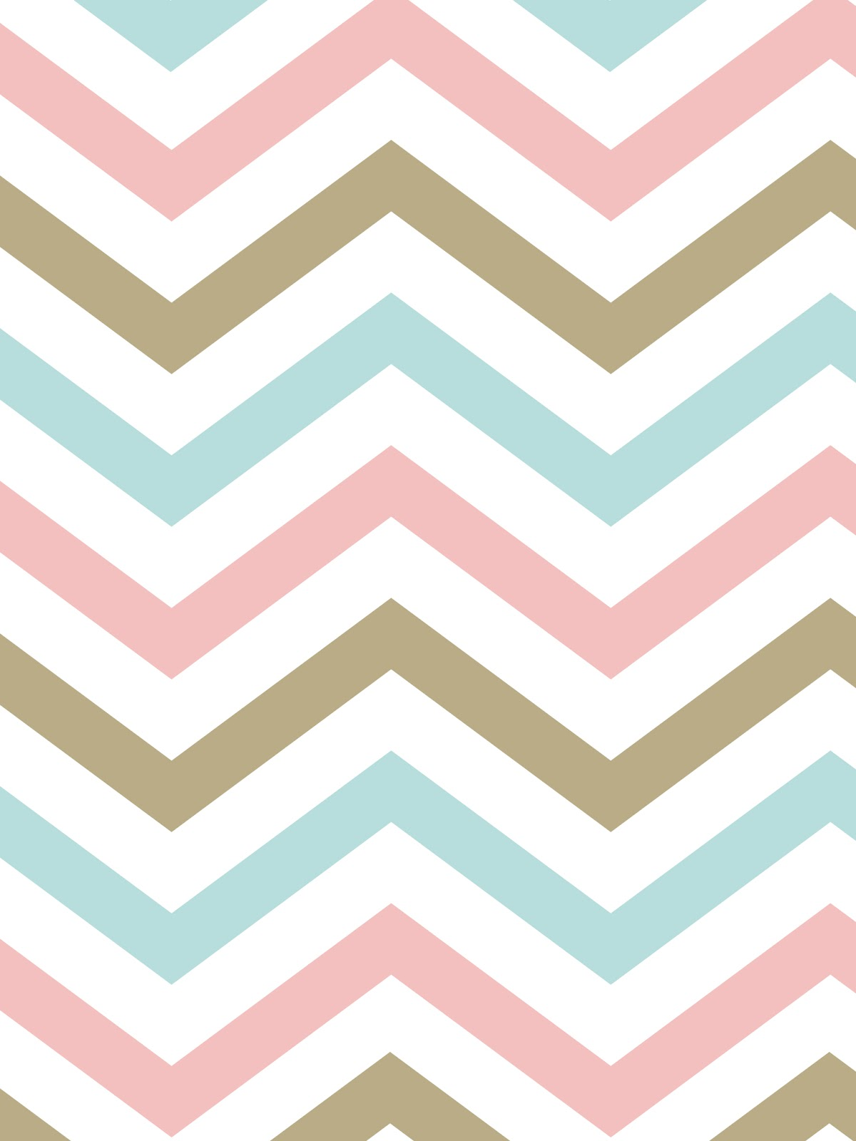 Make it...Create--Printables & Backgrounds/Wallpapers: Chevron...Pink, Aqua, Gold