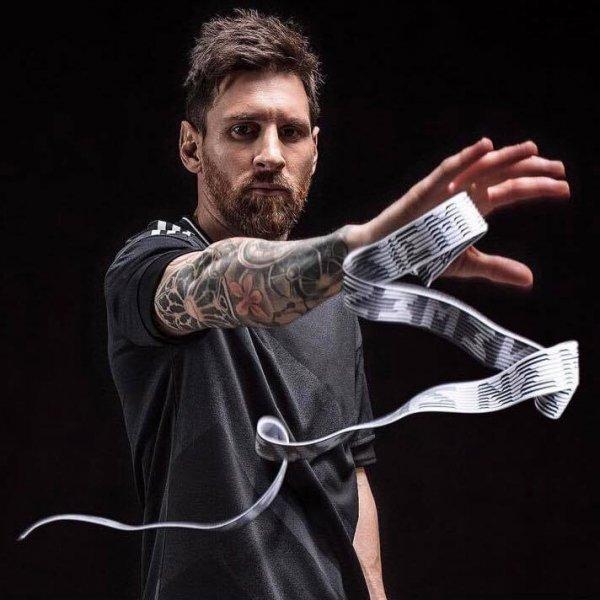 Lionel Messi Nemeziz