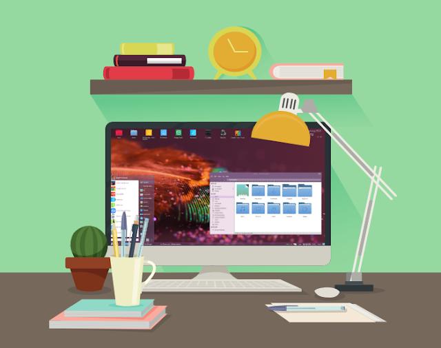 KSL Pamekasan - Cara Mengatur Resolusi Layar Secara Manual di Xubuntu dan Ubuntu