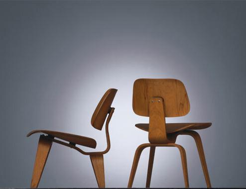 silla eames madera - Eames Silla