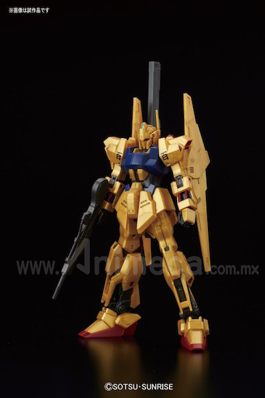 Hyaku-Shiki MSN-00100 HGUC 1/144 Model Kit Mobile Suit Zeta Gundam