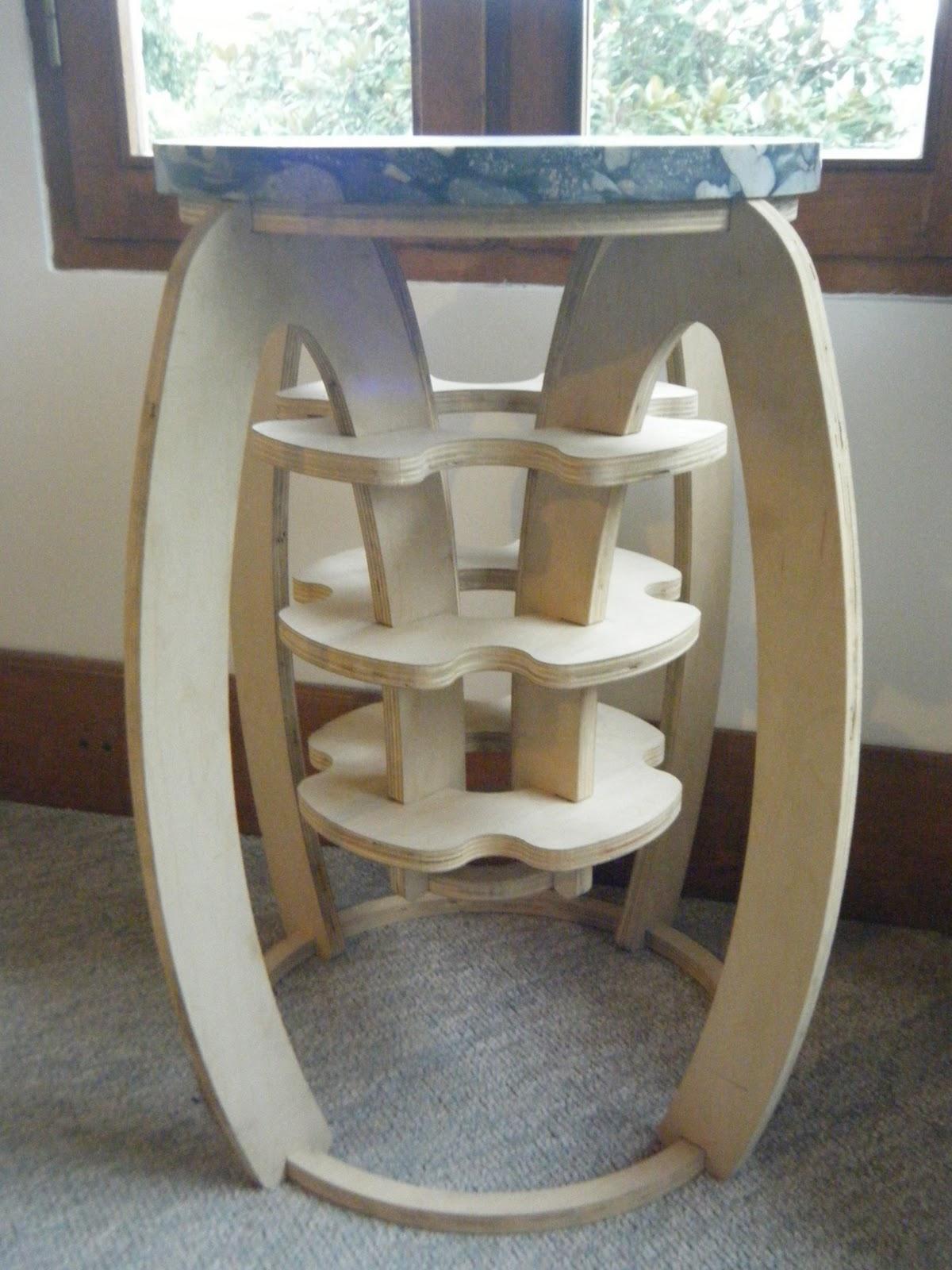 Design Flow Cnc Furniture And Sharpie Art Work