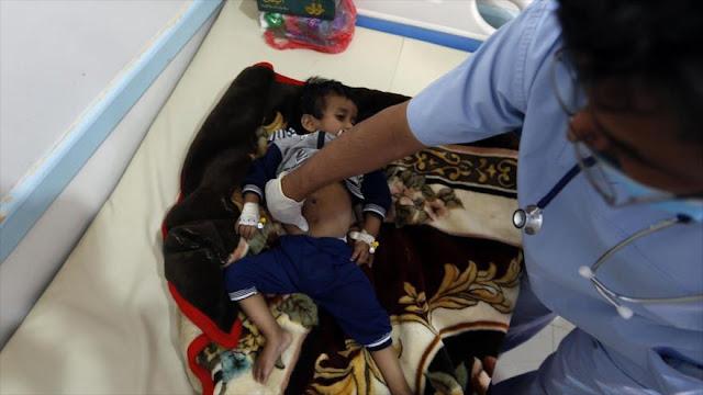 OMS: brote de difteria en Yemen se aproxima a los 500 casos