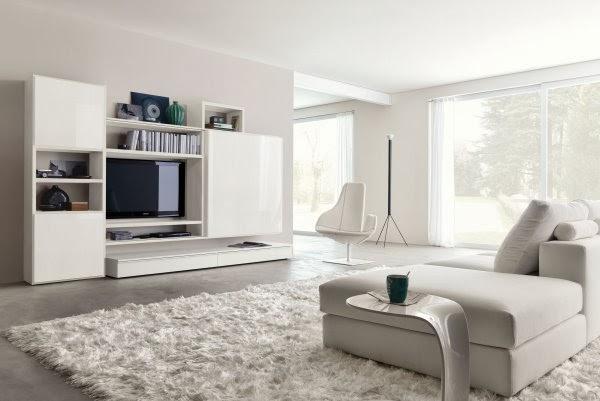 Salas de apartamentos modernos salas con estilo for Como decorar un apartamento moderno