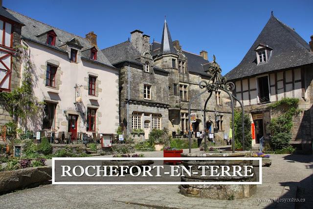 Rochefort-en-Terre, Pueblo más bonitos de Francia 2016