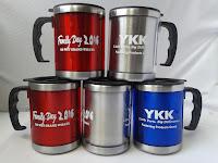 Mug Tumbler Stainless   YKK