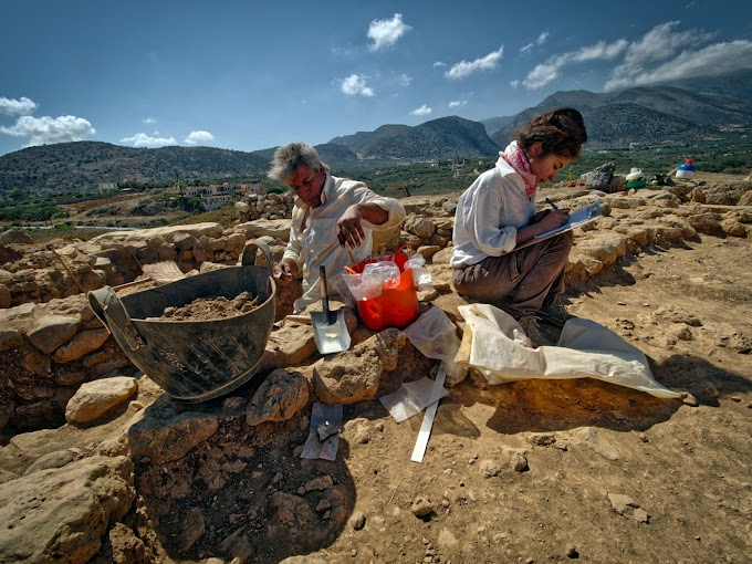 Συνεχείς ανασκαφές του Μινωικού  Συγκροτήματος στο Σίσσι Κρήτης