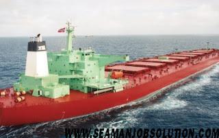 Seafarers jobs for bulk carrier july 2016