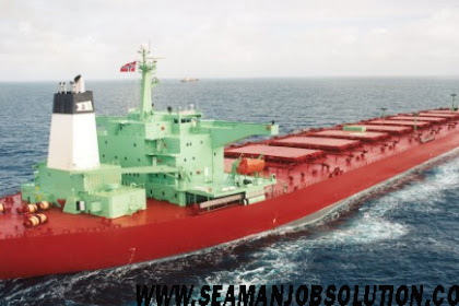 Seafarers jobs for bulk carrier july 2016