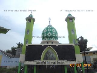 Pembuat Kubah Masjid Profesional Dan Bergaransi