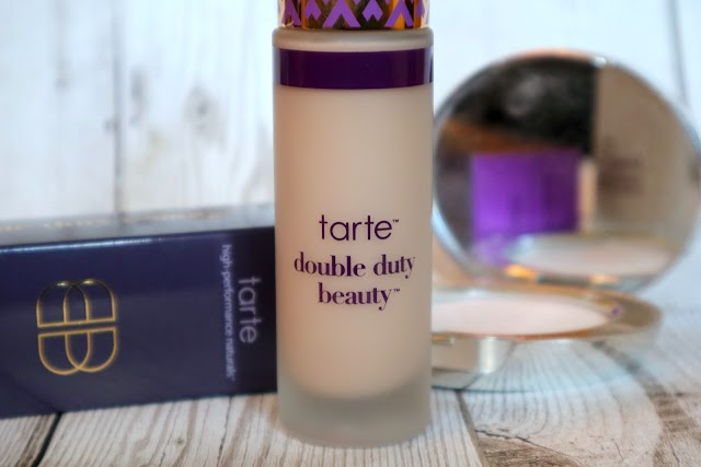 Wear Test & First Impressions Of Tarte's Shape Tape Matte Foundation