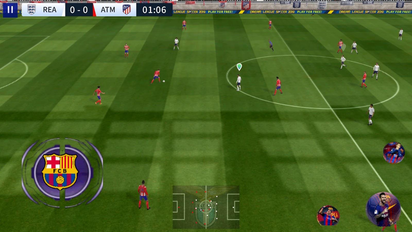 Dream League Soccer 2021 Yeni Özellikler Hileli Mod Apk+Data indir 2020
