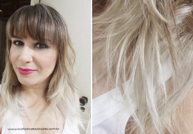 Shampoo e Condicionador Hair Sensive Vizeme
