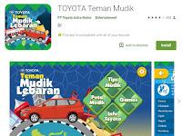 Aplikasi Mudik Toyota Cocok Untuk Perjalanan Mudik