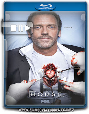 Dr. House 4ª Temporada Completa Torrent