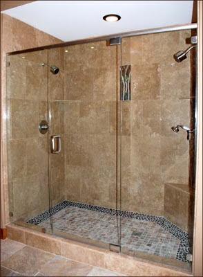 gambar desain kamar mandi shower minimalis terbaru 2014