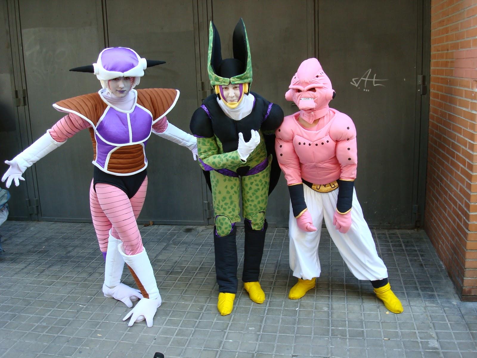 Raiden Halloween Costume