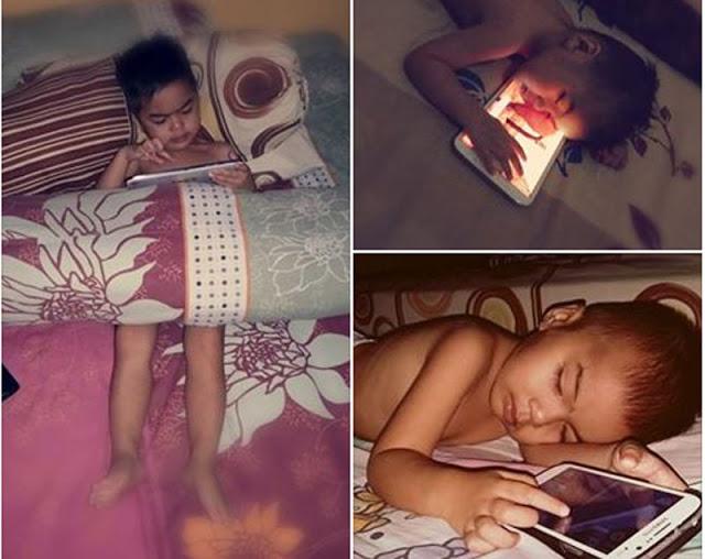 Penting Banget! Buat Para Orang Tua Wajib Baca, Kisah Menyedihkan Curhat Ibu: Dampak Nyata Gadget Pada Anak Saya...