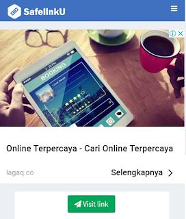 Cara Download di SafelinkU Dengan Melawati Iklan Mudah Work 99%