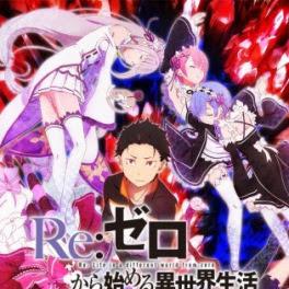 Re:Zero kara Hajimeru Isekai Seikatsu |25/25+Especiales| |Sub. Español| |Mega|