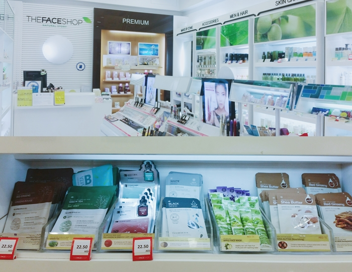 faceshop sale price