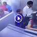 indian Girl money robbery from customer bag captured in CCTV Camera in Bank