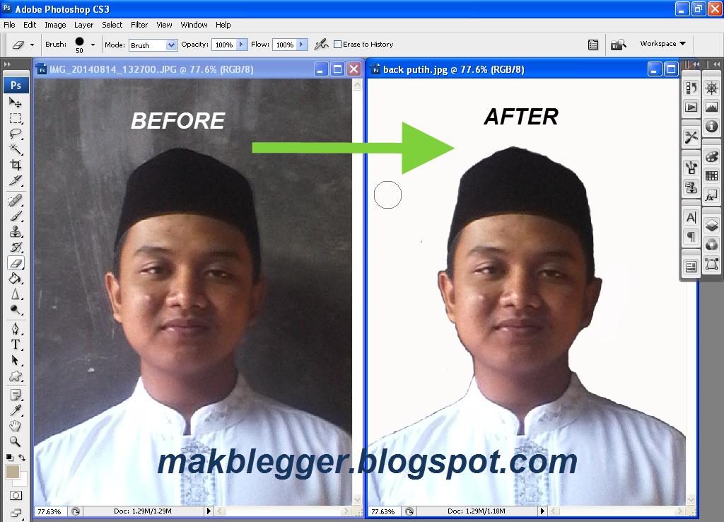 Cara Mengganti Background Pas Foto Online Di Hp Tanpa Aplikasi