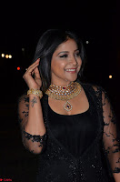 Sakshi Agarwal looks stunning in all black gown at 64th Jio Filmfare Awards South ~  Exclusive 072.JPG