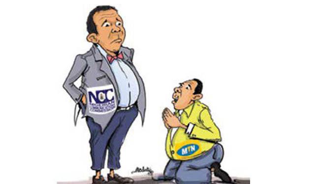 MTN / NCC