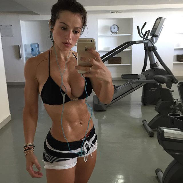 Alice Matos fitness girl