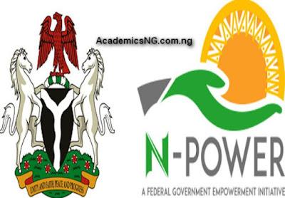 N-Power Brief History - FG Empowerment Initiative Programme